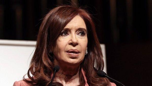 Solicitan nulidad en audiencia contra vicepresidenta argentina