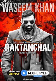 Raktanchal Web Series Waseem Khan