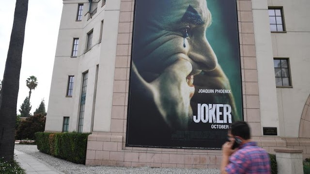Los Angeles police to boost visibility for 'Joker' opening