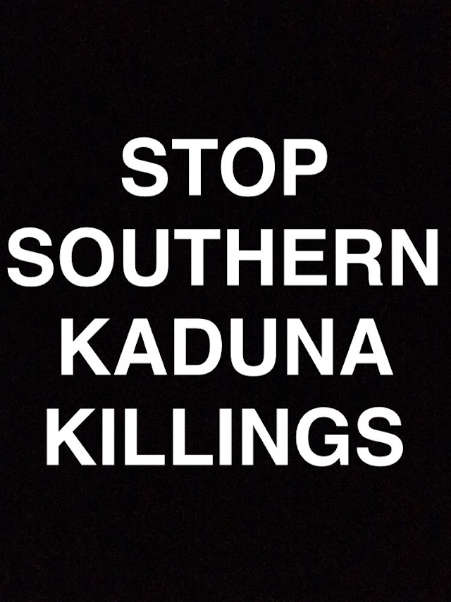 [MUSIC] @stevecyphaX @Chubiei SSKK (In memory of southern kaduna killings)