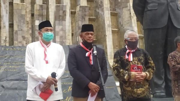 Narasi Oligarki Jenderal Gatot Nurmantyo Hangatkan Situasi Deklarasi KAMI