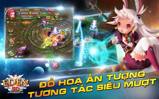 tai game eden 3d online mobile