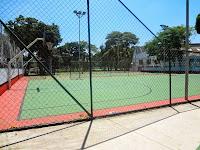 Quadro no Centro Esportivo Tietê em São Paulo