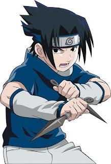 Sasuke kecil