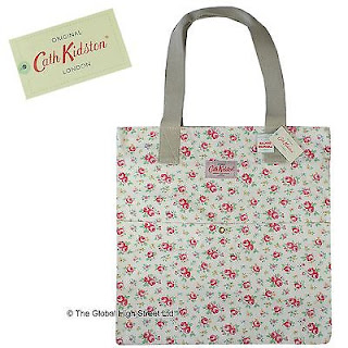 Cath Kidson Canvas Bag
