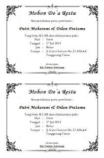 download undangan kotak nasi 2 sisi - contoh undangan kotak nasi terbaru