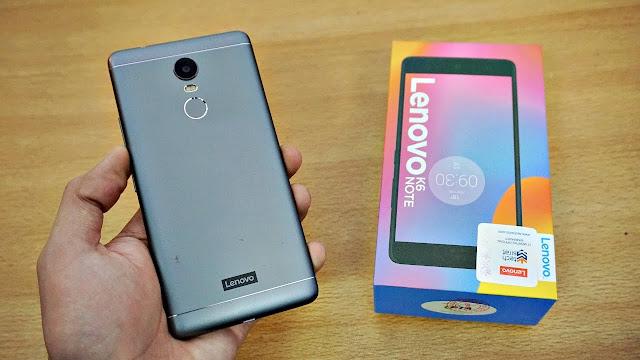 Lenovo K6 mengandalkan baterai jumbonya