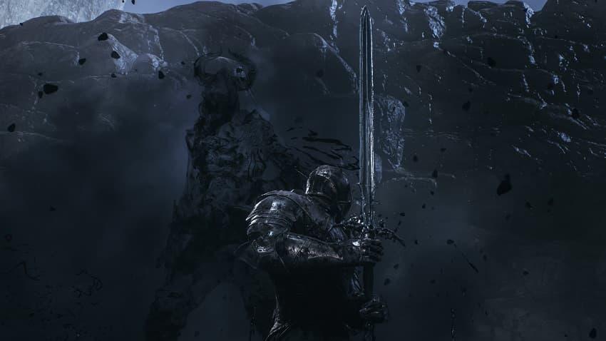 Вышел геймплейный трейлер Mortal Shell - клона Dark Souls про кражу тел покойников