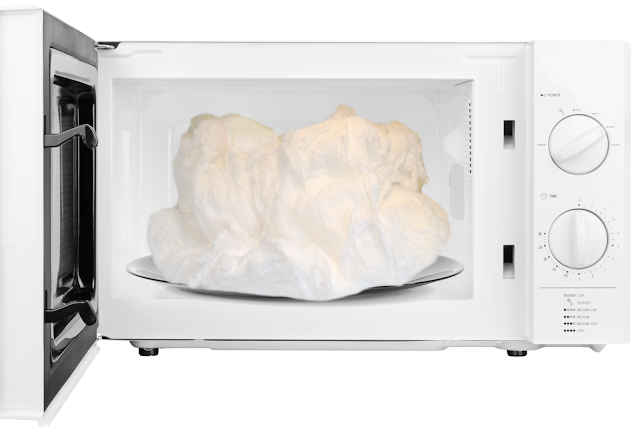 Did you know that you can make soap explode?  This science experiment for kids turns a bar of Ivory soap into fluffy clouds! #soapclouds #ivorysoapexperiment #explodingsoapexperiment #ivorysoapinthemicrowave #soapexperimentforkids #soapcloudsexperiment #ivorysoap #scienceexperimentskids #growingajeweledrose