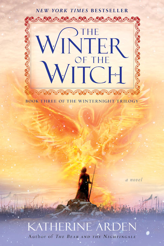 Review: The Winter of the Witch by Katherine Arden