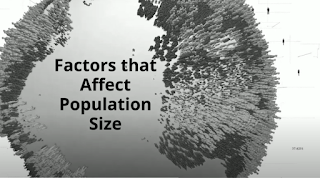 Factors impact population