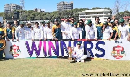 Pakistan vs Zimbabwe | 2nd Test | Pakistan Completes Clean Sweep | Pak vs Zim 2021