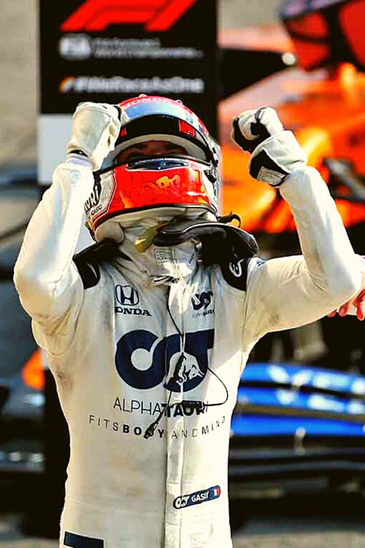 Pierre Gasly 'um dos melhores pilotos' Franz Tost