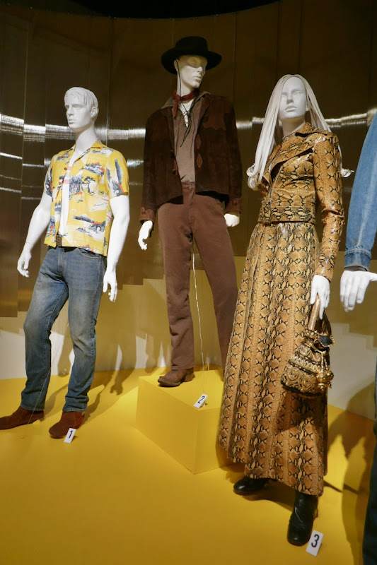 Once Upon a Time in Hollywood film costumes