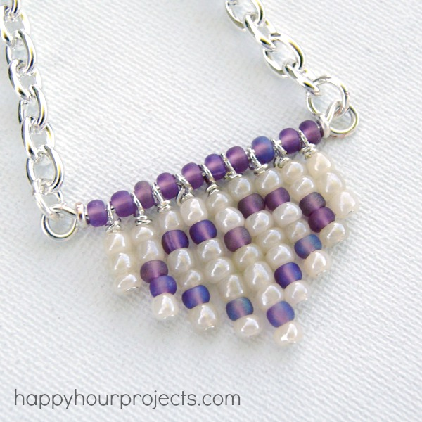 More wire heart jewelry tutorials the beading gem 39 s journal for Simple beaded jewelry patterns