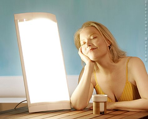 Natural Light Therapy Lamps