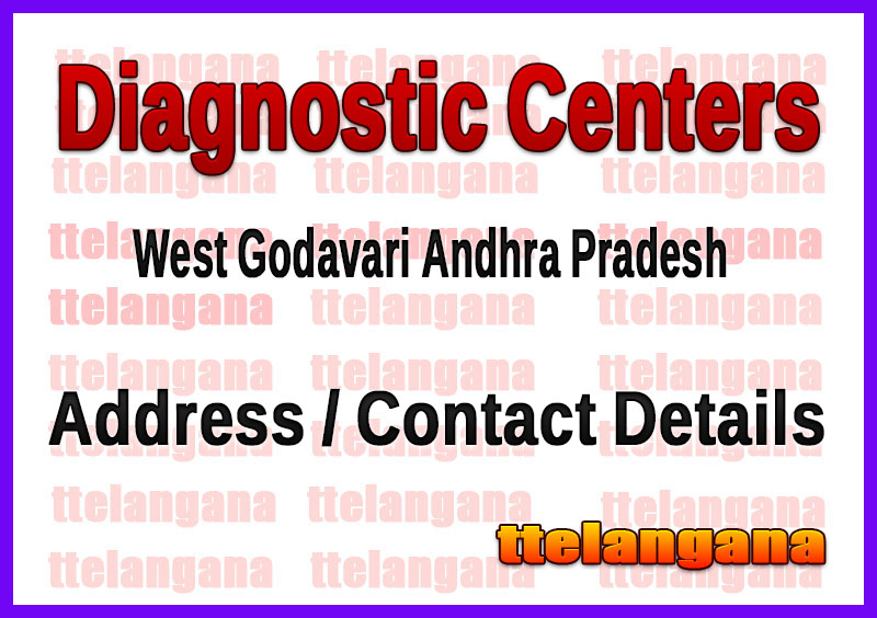 Diagnostic Centers in West Godavari Andhra Pradesh
