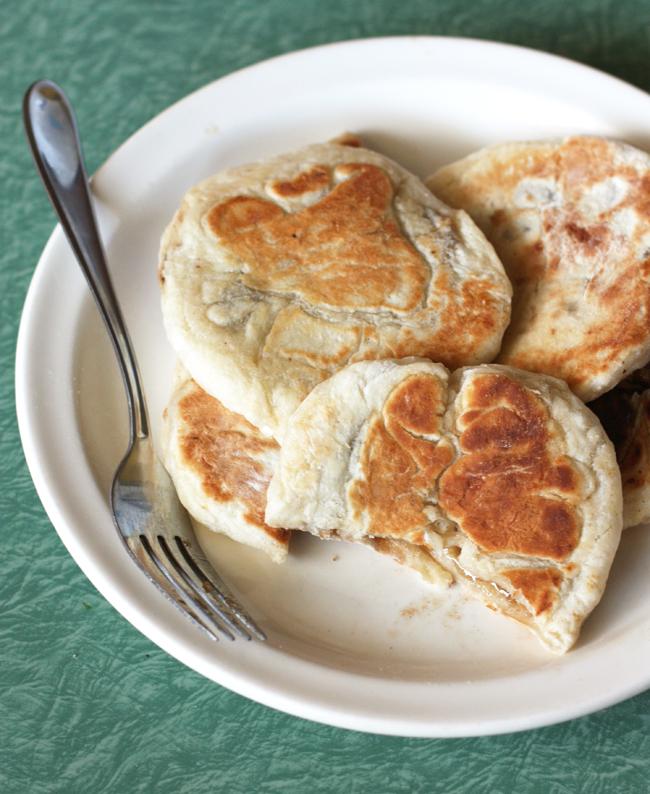 Amanda k. by the Bay: Hoddeok (Korean pancakes with brown ... Hoddeok Korean Sugar Pancakes