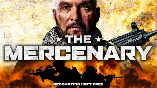 The Mercenary (2019) English Movie 720p HDRip Download