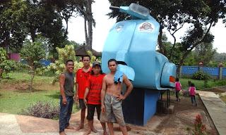 vespa besar curugsewu terbesar di dunia | Wonderful Indonesia
