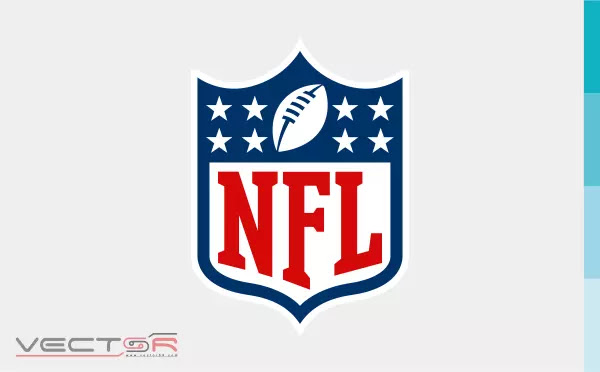National Football League (NFL) (2008) Logo - Download Vector File SVG (Scalable Vector Graphics)