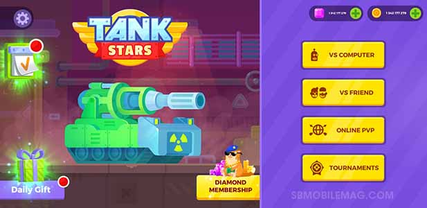 Tank Stars Mod APK Free Download