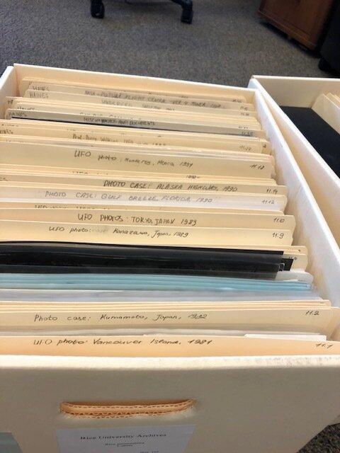 60512225570  57BFE9F3 62B1 4CA1 84A3 B8565A0D6CF9 La Universidad de Rice alberga los misterisos archivos de Jacques Vallée, Whitley Strieber y otros