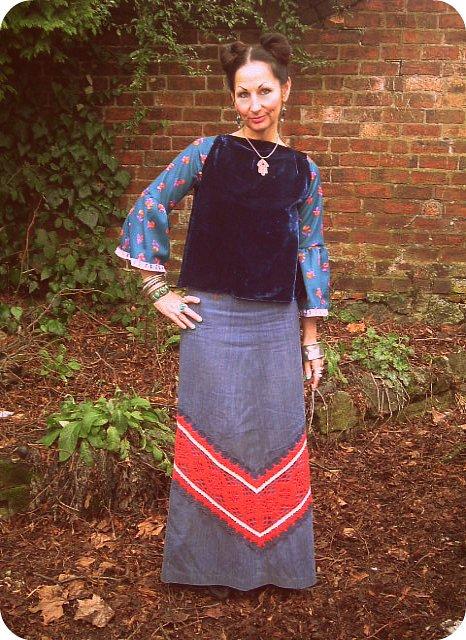 Vintage Vixen: Hey Ho, Let's Sew