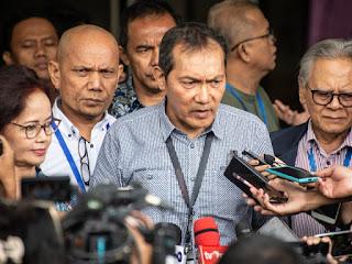 wakil keuta KPK Saut Situmorang