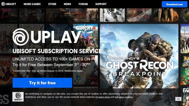Uplay situs download game pc legal gratis