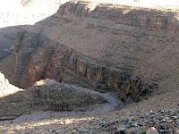 Barranco; Cañón; Canyon; Gorge; Río; River; Rivière; Draa; Marruecos; Morocco; Maroc; المغرب
