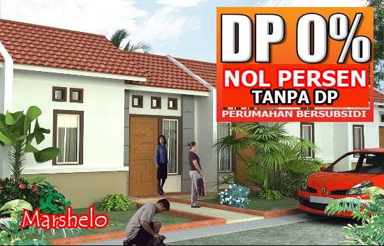 Rumah Subsidi DP Nol Tanpa DP Dekat Rencana Tol Tambun Utara Bekasi