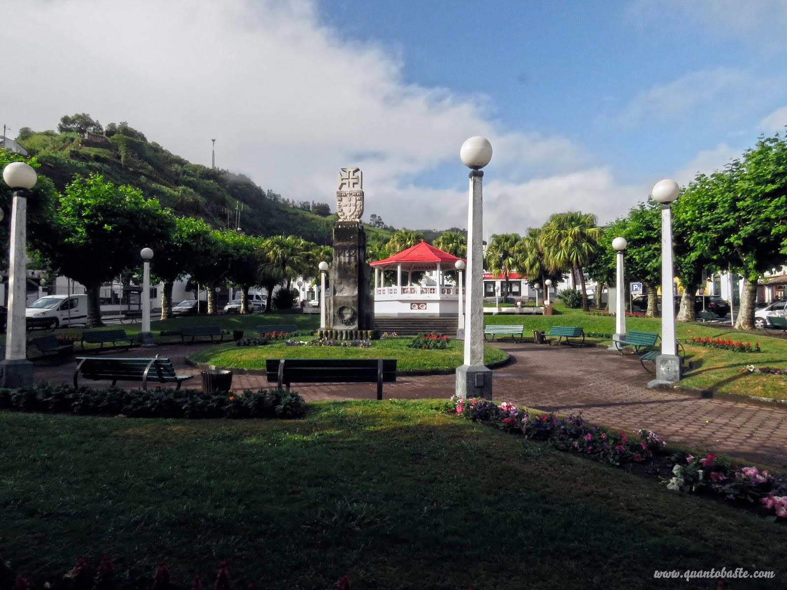 Povoação - Jardim - São Miguel - Açores