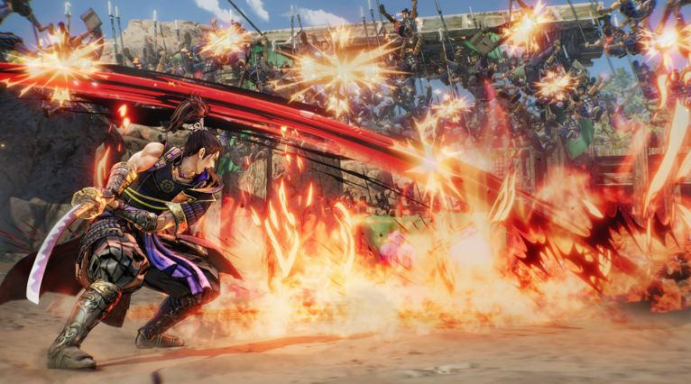 Samurai Warriors 5 PC Full