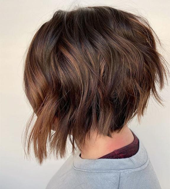 short hair styles 2021