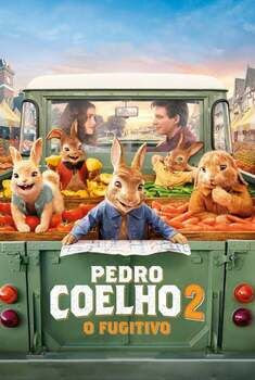 Pedro Coelho 2: O Fugitivo Torrent - BluRay 1080p Dual Áudio