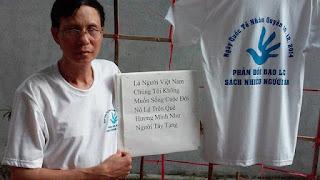 NGUYỄN VĂN TÚC SẮP HẦU TÒA VÀ NỔI BUỒN LẠI BAO TRÙM PHONG TRÀO DÂN CHỦ