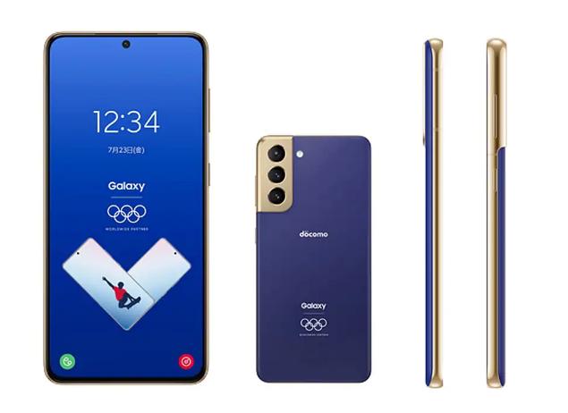 Samsung Galaxy S21 5G Olympic Edition Tawarkan Warna Cantik Berdesain Simpel