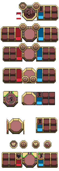 Dweller UI concepts 6