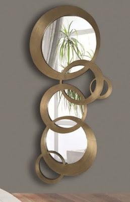 +40 modern wall mirror design ideas for home wall decor 2019
