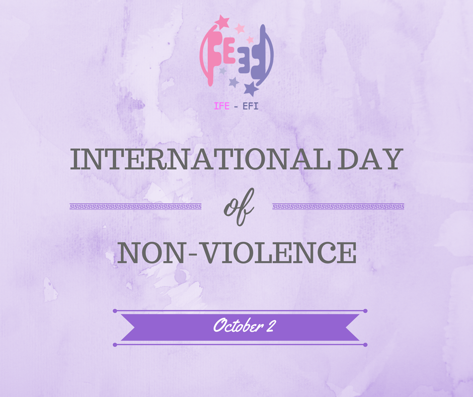 International Day of Non-Violence Wishes Images download