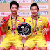 Juara Japan Open Super Series 2017, Ini Kata Kevin/Marcus