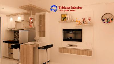Interior-Type-Studio-Apartemen-Bandara-City