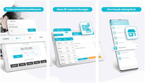 Aplikasi Kasir Android Gratis Terbaik - 2