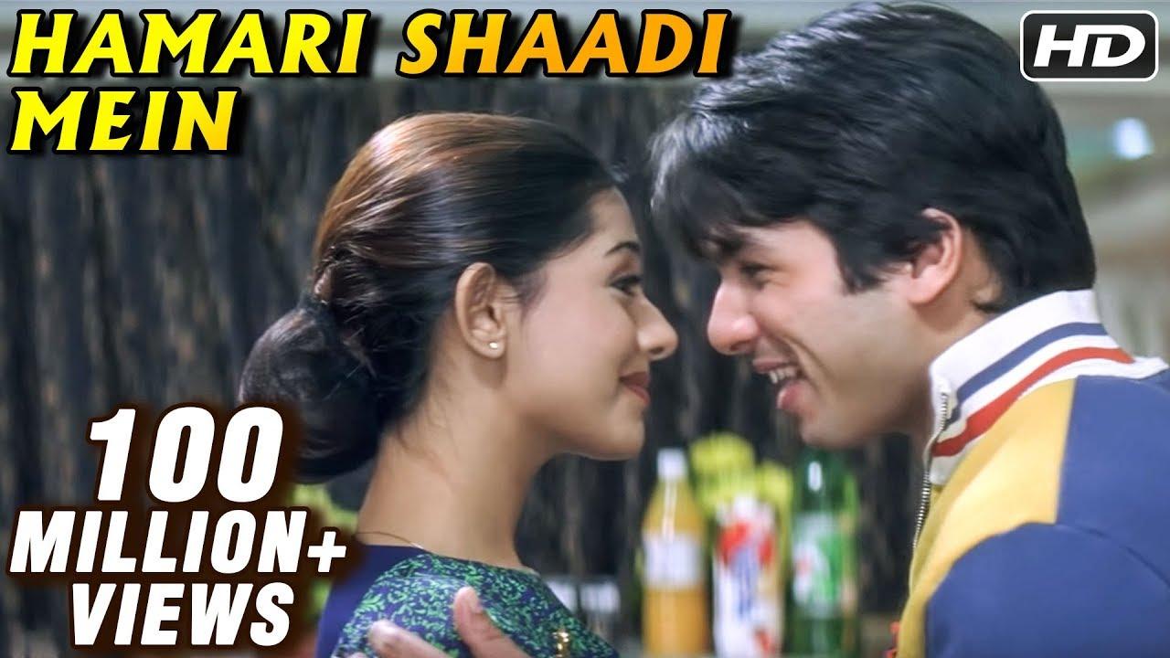 Hamari Shaadi Mein Lyrics In hindi