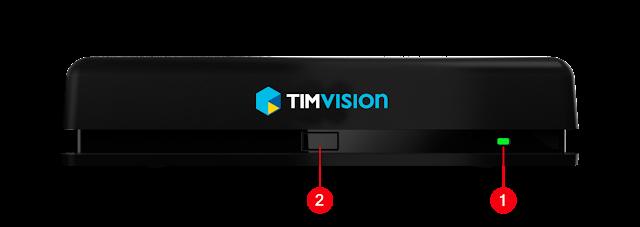decoder timvision vista frontale
