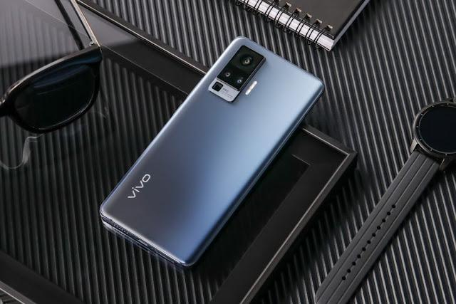Harga HP Vivo X50 dan Vivo X50 Pro, yang Dirilis Hari Kamis 16 Juli 2020