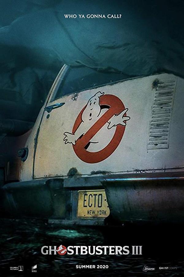 Filem animasi dan Fantasi Ghostbuster Afterlife
