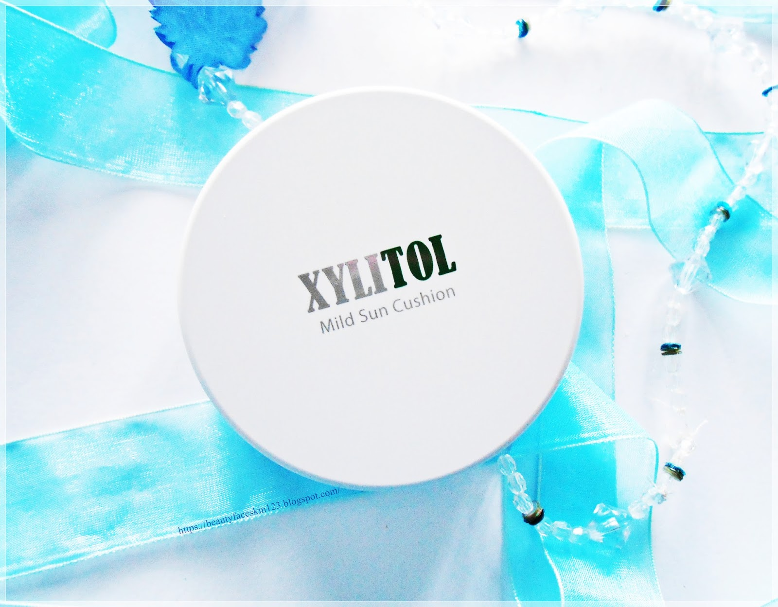 Image result for ANDLAB XYLITOL MILD SUN CUSHION