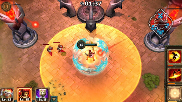 Legendary Heroes Mod Apk